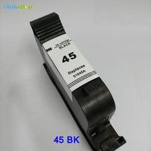 1 pcs for HP 45 Ink Cartridge 51645a For DeskJet 820C 830C 832C 850C 855C 870C 882C 890C 930C 935C 950C 960C 970C 980C 990C
