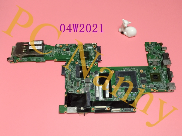 FOR LENOVO THINKPAD T520 T520i 15.6 ATI LAPTOP INTEL MOTHERBOARD SYSTEMBOARD 04W2021