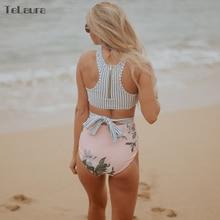 Sexy One Piece Swimsuit 2019 Swimwear Women Monokini Bodysuit Bandage High Waist Swimsuit Female Bathing Suits Summer Beach Wear