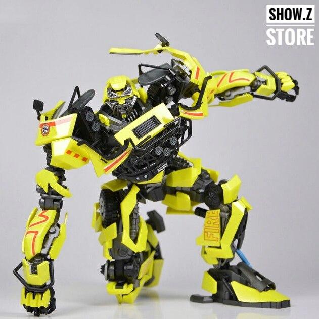 [Show.Z Store] Iron Warrior IW-01 Gear 07 DMK Ambulance Transformation Action Figure definitive technology iw sub 10 10