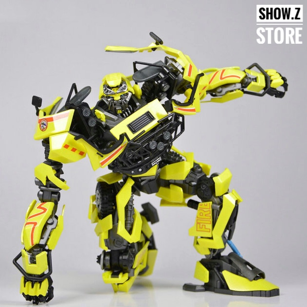 [Show.Z Store] [Pre-order] Iron Warrior IW-01 Gear 07 DMK Ambulance Transformation Action Figure [show z store] [pre order] fanstoys ft 22 koot kup fans toys ft22 ft 22 cup transformation action figure