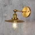 Американский Ретро зеркальный передний настенный светильник креативный Железный Кулисный рычаг вверх и вниз Регулировка коридора Кофейня...