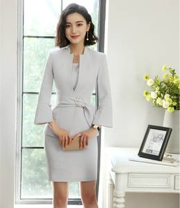 Best Top Women Grey Suit And Dress List