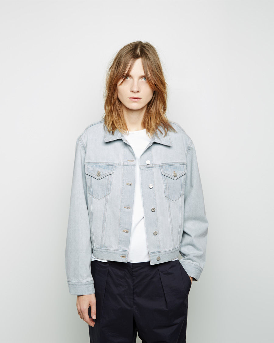 white denim jackets page 3 - denim
