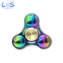New Colorful Fidget Toy Hand Spinner Rotation Time Long For Autism and ADHD Kids/Adult Funny Anti Stress