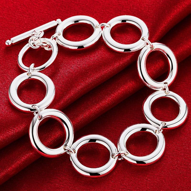 925 Silver Color Women's...