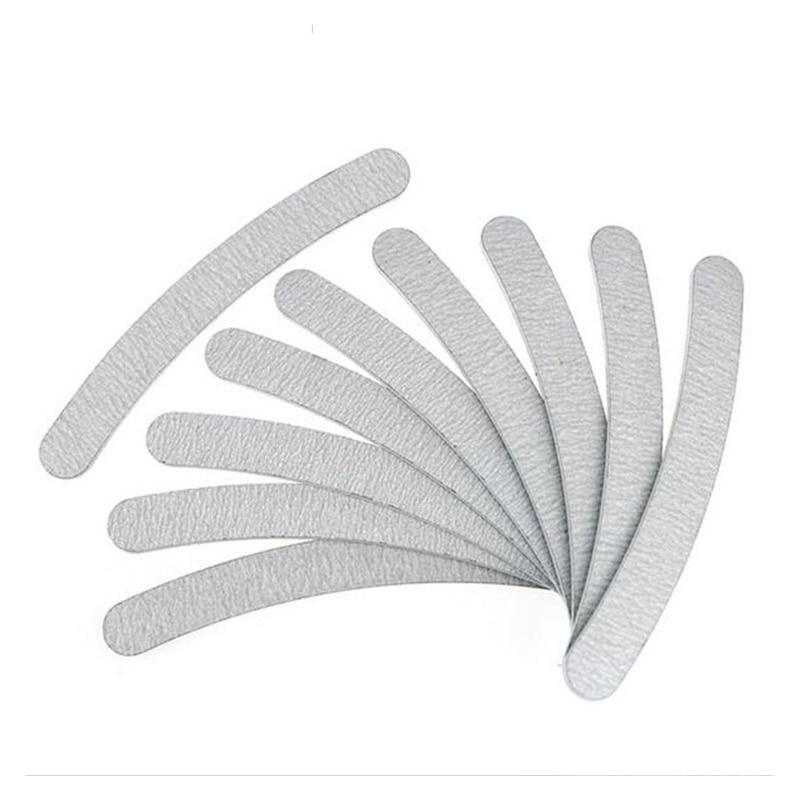 5 Pcs Professional Nail File Sanding Polish Buffer Sanding Nagels Nail Manicure Tools Random Tool Acrylic File Nail Art Block