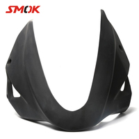 SMOK Motorcycle Accessoires Unpainted ABS Plastic Lower Bottom Oil Belly Pan Fairing Cowl For Kawasaki Z800 2013 2016