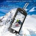 I7 100% original redpepper waterproof case para iphone 7 água neve sujeira à prova de choque tampa do telefone para o iphone 7 atacado