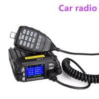 רכב נייד רדיו 100% מקורי QYT רכב Quad Band Dual KT-8900D רדיו רכב 136-174 / 400-480MHz נייד רדיו משדר רכב מושתק (1)