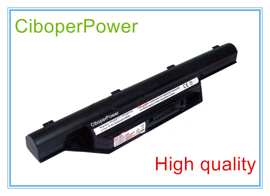 6 cell 5200mAh Laptop Battery For S6410 S6410C S6420 S6421S7211 S7220 FPCBP177 FPCBP179 FPCBP179AP KB13033