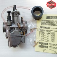OKO 21mm 24mm 26mm Performance PWK Carburetor for Scooter 50cc JOG DIO KR150 RTL250 CR80 CR85R CR125 NSR50 NSR80 DT100 125 175