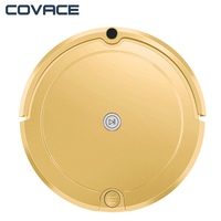 COVACE Pro Robot Vacuum Cleaner With Water Tank Wet Mopping For Wood Floor FR E