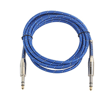 3M Electric Guitar Cable Wire Cord No Noise Shielded Bass Cable For Guitar Amplifier