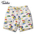 Taddlee Brand Man Beach Shorts Trunks Workout Jogger Bermudas Men Swimwear Swimsuits Gay Boxers Boardshorts Plus Big Size XXXL
