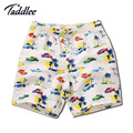 Taddlee marca man beach shorts traje de entrenamiento trunks gay boxeadores bañadores bermudas basculador hombres de trajes de baño trajes de baño más el tamaño grande xxxl