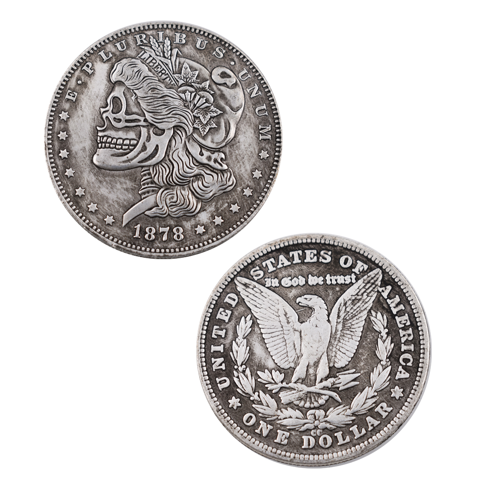 Home Decorators Collection Coupon Free Shipping: US Ancent Coin Commemoratve Gift Coins Metal Crafts For