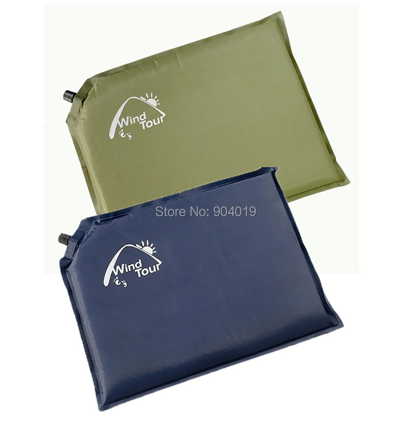 Outdoor Portable Automatic Self Inflating Seat Cushion Pad Stadium Cushion  Pad(China (Mainland) - Compare Prices On Stadium Cushions- Online Shopping/Buy Low Price