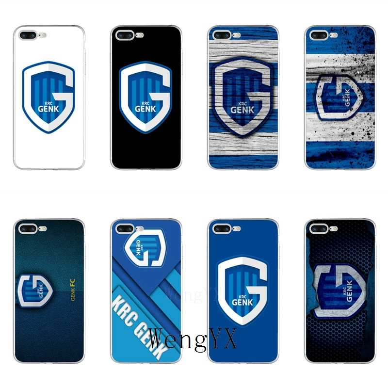 football team KRC Genk Soft Silicone case For Samsung Galaxy S10 A10 A30 A40 A50 A60 A70 A6s A8 Plus A9s J4 J6 J8 2018