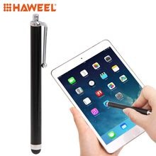 Haweel High-Gevoelige Touch Capacitieve Stylus Pen Voor Iphone 7/7 Plus/8/8 Plus/ xs Max/Xr/Ipad Meest Compatibel(China)