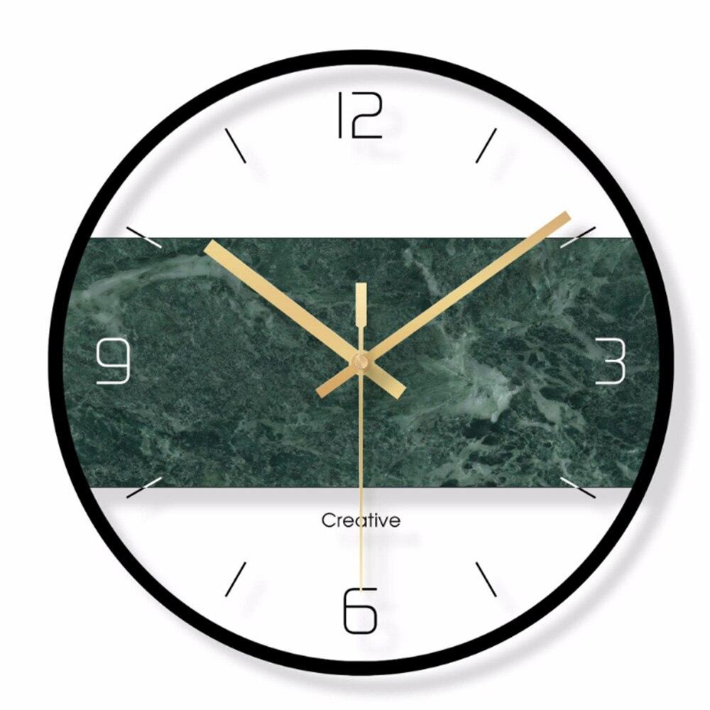 שעון קיר בשילוב פלטת עץ 2