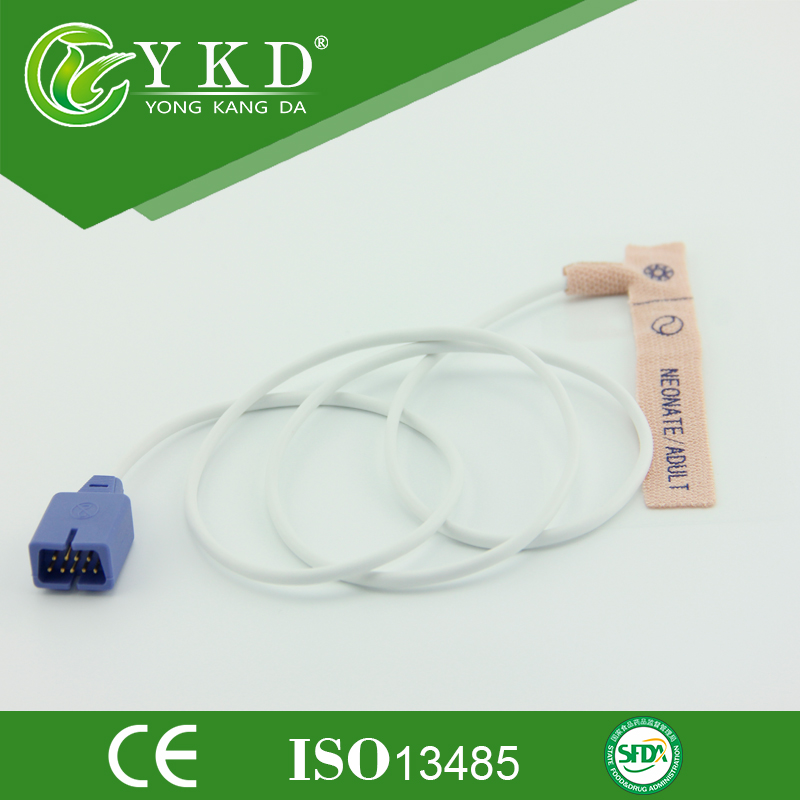 Compatible Nellcor Oximax DB9 9pin Disposable SpO2 Sensor Neonatal/adult DS-100A
