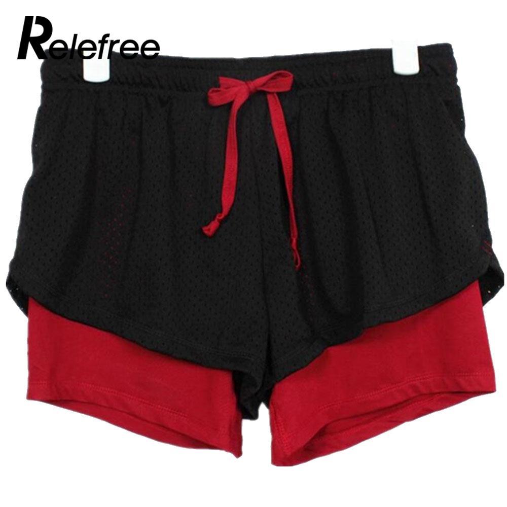 @1  5 Размер на открытом воздухе Мягкие шорты йоги Штаны для фитнеса Женские спортивные шорты Женские шо ①