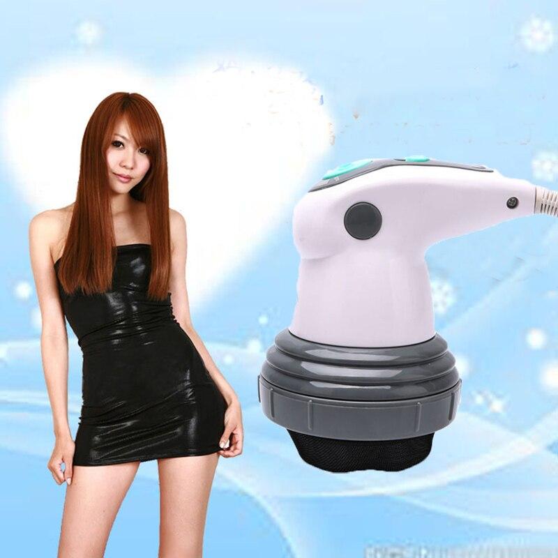 Гореща разпродажба Професионален инфрачервен електрически масажор за отслабване Антицелулитна машина Здравеопазване Отслабване вибратор Масажер