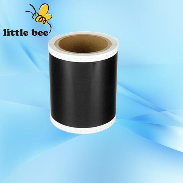 Uyumlu MAX etiket SL-S111N/SL-S111/SL-S111C (Siyah. 110mm * 10 m) MAX bepop yazıcılar (PM-100A CPM-100 CPM-100HG2 CPM-100HG3)