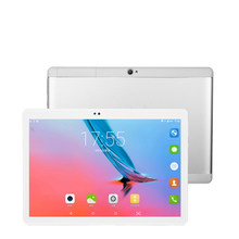 Google certification BMXC 10.1 inch 64GB ROM Octa Core Android 7.0 tablets 3G smartphone IPS wifi Bluetooth GPS Kids game tablet(China)