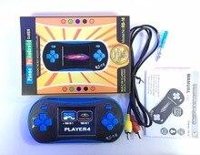 Handheld Do Jogo Gamepads 2.5 Polegada 8 Bit Consola de jogos LCD Screen Display a Cores 260 Jogos Clássicos crianças Portáteis Jogador