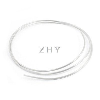 0.2cm 2mm Dia Copper Aluminum Flux Cored Solder Welding Tin Wire 75cm 29.5