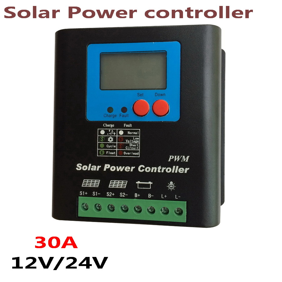 60 Amp Modification For The Scc3e1 12 Volt Solar Charge Controller