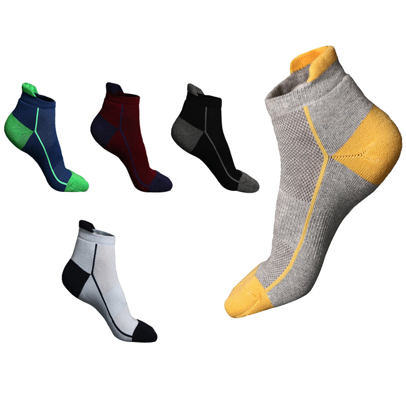 5 Pairs 2020 Autumn Winter Towel Fashion Personalized Socks Men Terry Casual Sock Cotton Breathable Vintage Towel Sock Thickened