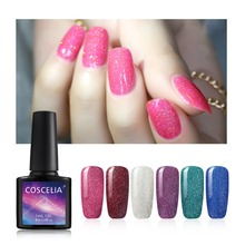COSCELIA 1pc 8ML Nail Polish For Manicure Nail Art Base Top Neon Gel  Lacquer Painting. US  0.99   piece Free Shipping 46abc8463738