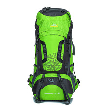 Men Women Climbing Backpack Outdoor Bag Pack for Camping Mountaineering Travel Hiking Knapsack Sports Bags