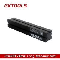 280mm X 50mm X 50mm Long Machine Bed Z002B