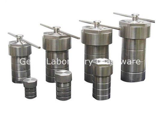 50 ml Réacteur Autoclave de Synthèse Hydrothermale Revêtu de Téflon (Personnalisable)