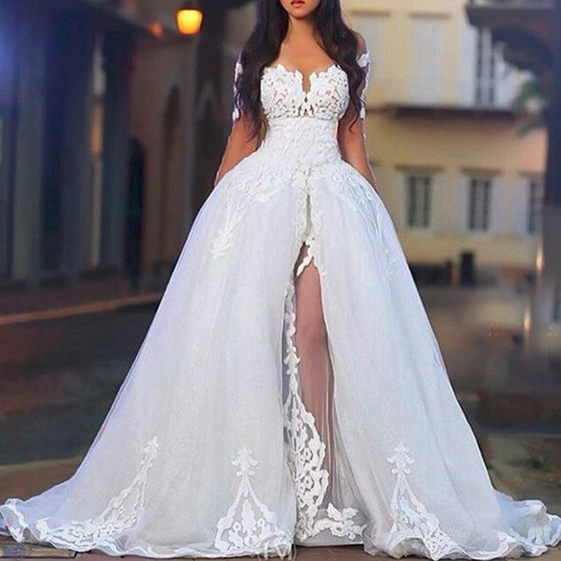 Buy arabic middle east wedding dresses for Middle eastern wedding dresses