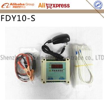 Fdy10-s Универсальный Батарея тестер емкость детектор разряда Checker Батарея тестер емкость 1 В ~ 20 В 0.4-10A