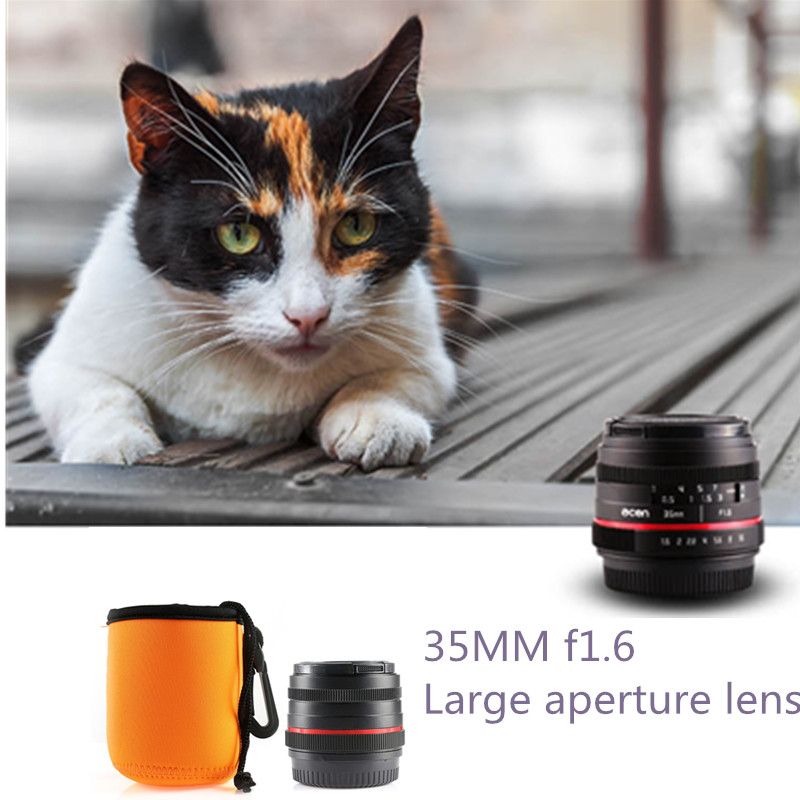 35mm F1.6 small wide angle manual Aps-c camera lens for Sony E Mount NEX 5T A6300 A6000 A5100  free shipping35mm F1.6 small wide angle manual Aps-c camera lens for Sony E Mount NEX 5T A6300 A6000 A5100  free shipping