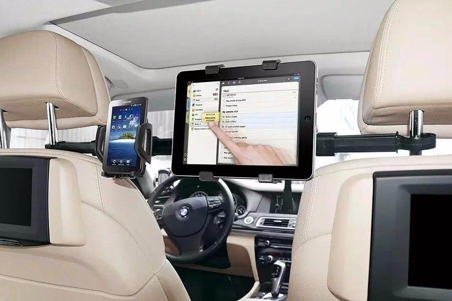 Universaalne tahvelarvuti hoidja Telefon Mount auto tagaistme istme - Tahvelarvutite tarvikud - Foto 4