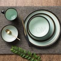1 Cái Đồ Ăn Phong Cách Trung Quốc Dao Kéo Cổ Điển Chất Lượng Bộ Đồ Ăn Món Ăn Bowl Cốc Cà Phê Ăn Đồ Ăn Phương Tây Bộ Đồ Ăn Thức Ăn