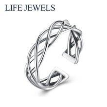 Женское кольцо из серебра 18176 пробы