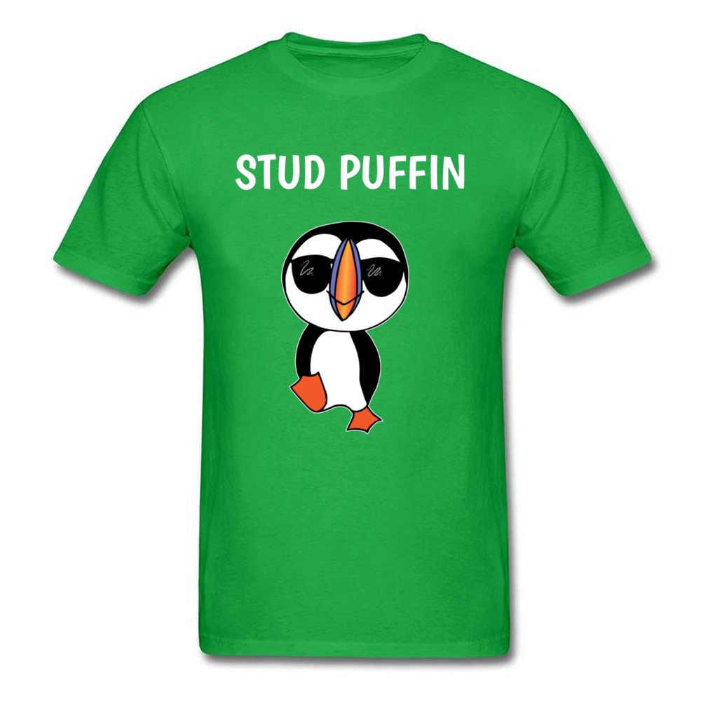 Lato czarny T koszula mężczyzna Tshirt Funky z rybą Koi, jego marynowane Rick męskie koszulki z nadrukiem stadniny Puffin normalne lato/jesień topy koszulki okrągłe wycięcie pod szyją Camisa