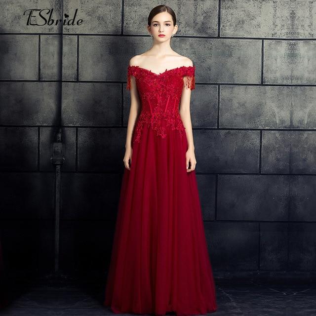 Bodas Eventos Vestidos Para Ocasiones especiales Elegante fuera del ...