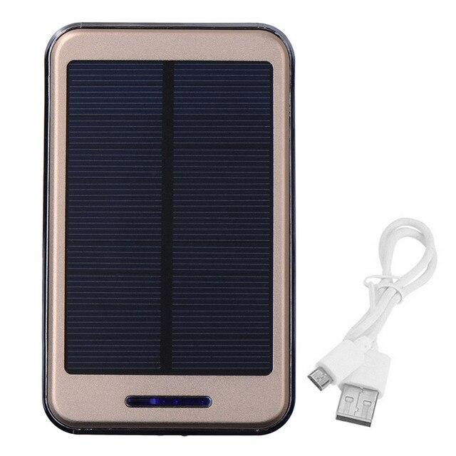 Горячая 12000 мАч Солнечное Зарядное Устройство Водонепроницаемый Внешний Аккумулятор Dual USB Power Bank для iPhone 5s 6 s 7 plus для Samsung S7 для Всех телефон