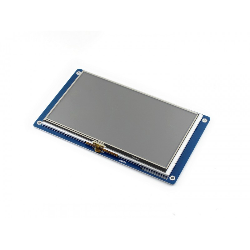 7inch Resistive Touch Screen # 800*480 Multicolor Graphic LCD TFT TTL screen LCM  Display