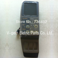 Free Shipping Hyundai Excavator Monitor R215 7 450 7 21N8 30013 Old Type Single Cable Hyundai