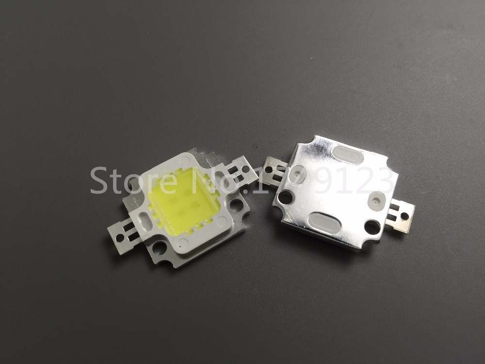 Free Shipping 50PCS 5W Big Power White Light LED 300-400LM with Plum Substrate Best quality